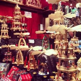 Pyramides de Noël